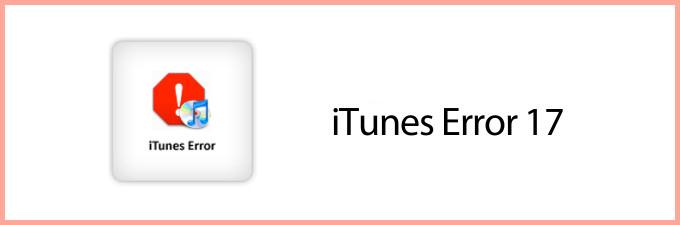 iTunes-Error-17