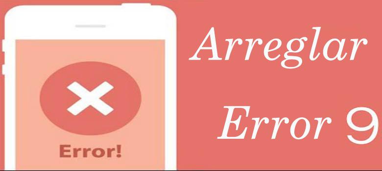 Itunes Iphone Error 9
