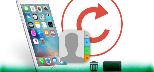 Cómo rescatar contactos eliminados del iPhone 7?